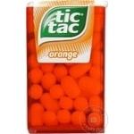 Драже Tic Tac апельсин 18г