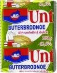 Масло JLC  Бутербродное сливочное 62,5% 200г