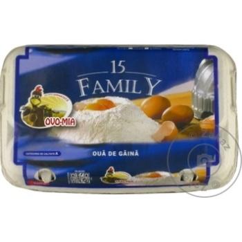 Oua de gaina Family 15buc - cumpărați, prețuri pentru Metro - foto 2
