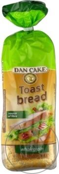 Paine pentru toast Dan Cake integrala 500g - cumpărați, prețuri pentru Metro - foto 1