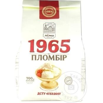 Înghețată plombir 1965 vanilie 700g - cumpărați, prețuri pentru Metro - foto 1