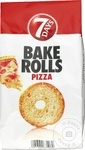 Pesmeti 7Days Bake Rolls cu gust de pizza 70g