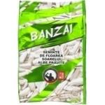 Seminte de floarea-soarelui Banzai albe prajite 110g - cumpărați, prețuri pentru Metro - foto 1