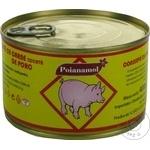 Мясо Poianamol cвинина 400г