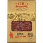 Колбаса Carmez Servelat сырокопченая 100г