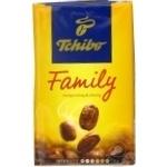 Cafea macinata Tchibo Family 250g