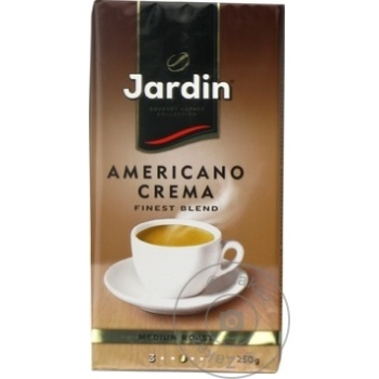 Cafea macinata Jardin Americano 250g - cumpărați, prețuri pentru Metro - foto 4