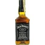 Whisky Jack Daniel's 40% 0,5l