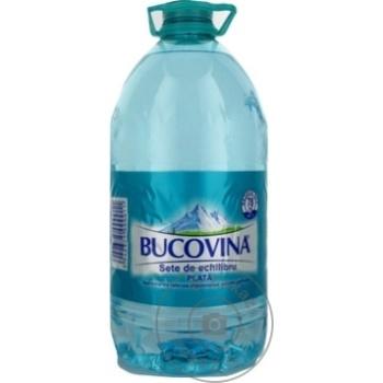 Apa minerala necarbogazoasa Bucovina PET 5l - cumpărați, prețuri pentru Metro - foto 3