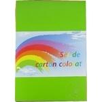 Набор цветного картона А4 10шт