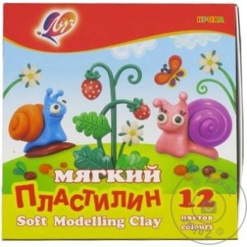Pasta Luci modelat moale 12cul - cumpărați, prețuri pentru Metro - foto 1