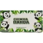 Салфетки в коробке Panda 2 слоя 150шт