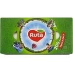 Servetele cutie Ruta Family 2 straturi 200buc