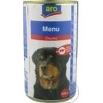 Hrana pentru caini ARO vita 1,24kg