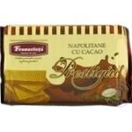 Napolitane Franzeluta Prestigiu cu cacao 300g