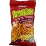 Cartofi pai Lorenz Pomsticks cu gust de becon 100g