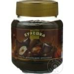 Паста Бурёшка шоколад/лесной орех 350г