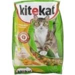 Корм сухой для кошек Kitekat курица 350г