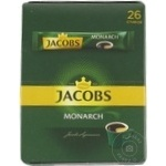 Cafea solubila Jacobs Monarch 26x1,8g