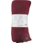 Patura fleece ARO bordo 130x170cm - cumpărați, prețuri pentru Metro - foto 2