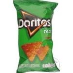Chips din porumb Doritos Taco 100g