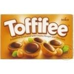 Шоколадные конфеты Toffifee 125г