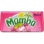Жевательные конфеты Mamba 26,5г