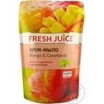 Крем-мыло Fresh Juice Mango/Carambola 460мл