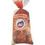 Мороженое пломбир шоколадное JLC 1000г