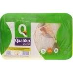Куриное бедро охлажденное Qualiko 900г