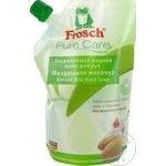 Жидкое мыло Frosch (запаска) Миндаль 500мл