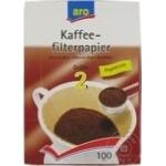 Фильтры для кофе Nr.2 ARO 100шт