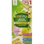 Печенье с яблоком Heinz 160г