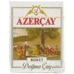 Чай чёрный Buket Azercay 100г