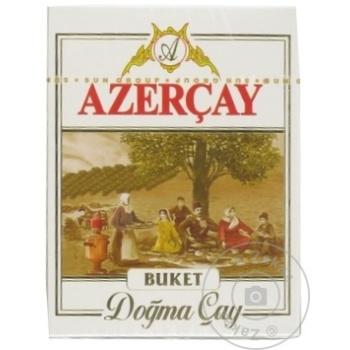 Ceai negru Buket Azercay 100g - cumpărați, prețuri pentru Metro - foto 1
