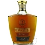 Дивин Tezaur Gold XO 10 лет 0,5л