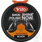 Crema incaltaminte Vilo neagra 50ml
