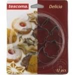 DELICIA SET 12 FORME BISCUITI