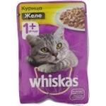 Hrană pentru pisici Whiskas Pui 85g