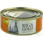 Pateu de șprot Riga Gold 240g