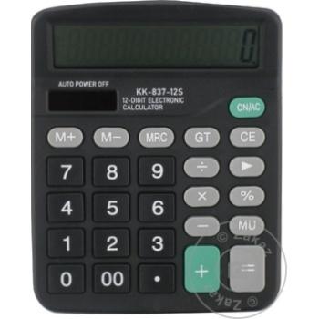 Калькулятор KD-8837A Kenko - купить, цены на Метро - фото 2