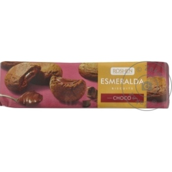 Biscuiti Roshen Esmeralda Heart 170g - cumpărați, prețuri pentru Metro - foto 1