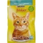 Hrana pentru pisici Friskies Rață 85g