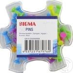 Кнопки Sigma 22mm 50шт