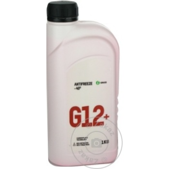 GRASS ANTIFREEZE G12 -40 1KG - cumpărați, prețuri pentru Metro - foto 2